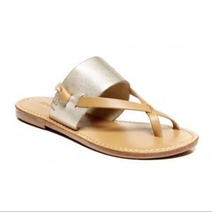 Soludos Slotted Thong Sandals Size 11